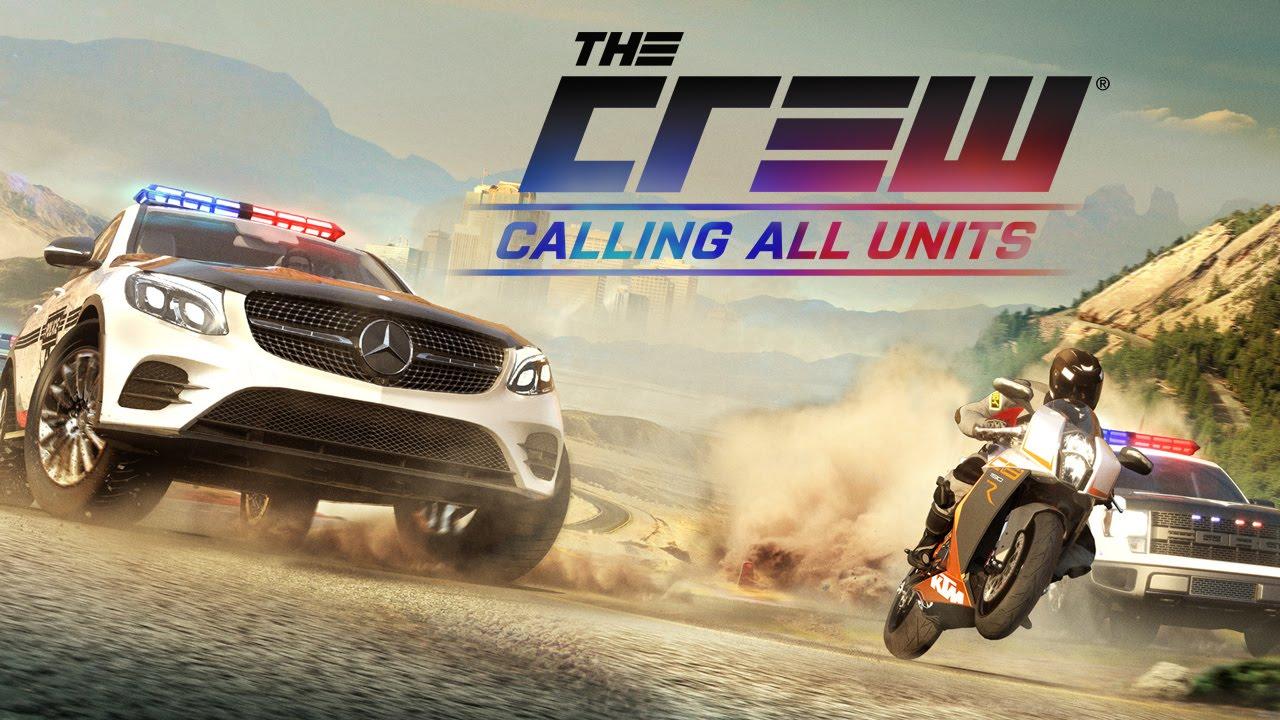 The Crew: Calling All Units — Трейлер Анонса
