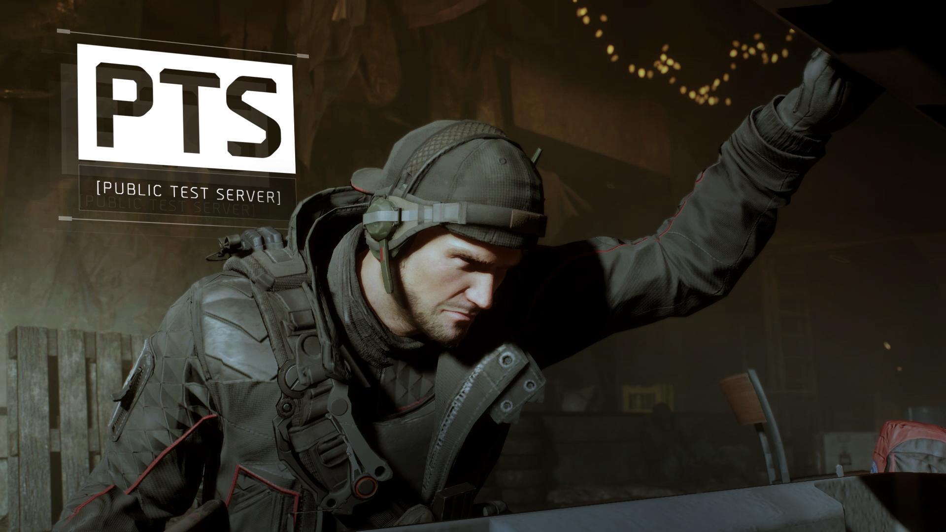Открытый тестовый сервер для PC версии The Division