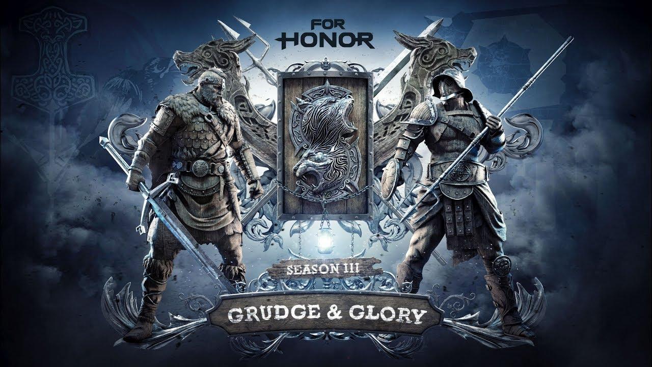 Детальный взгляд на новых героев и новые карты в For Honor