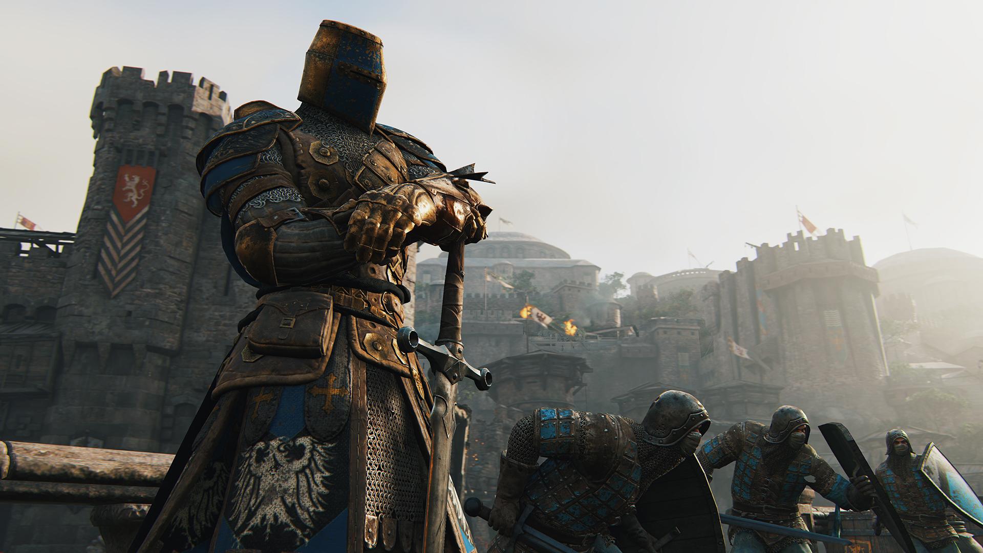 Представлен новый игровой режим в For Honor