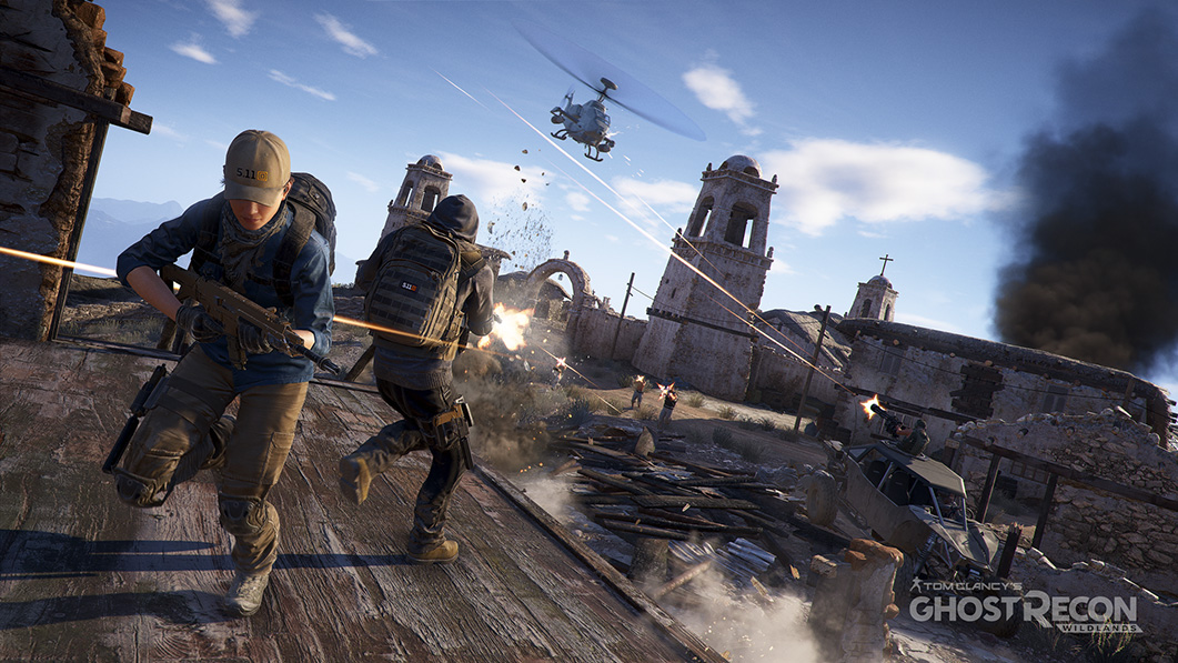 Ubisoft объявила системные требования Tom Clancy's Ghost Recon Wildlands, а также старт бета-теста