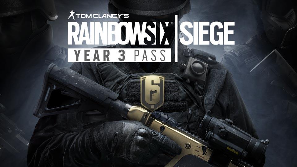 Rainbow Six Siege — Новый сезонный пропуск уже доступен!